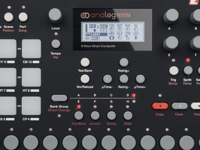 Analog Rytm Techno Kit n. 1 – FREE